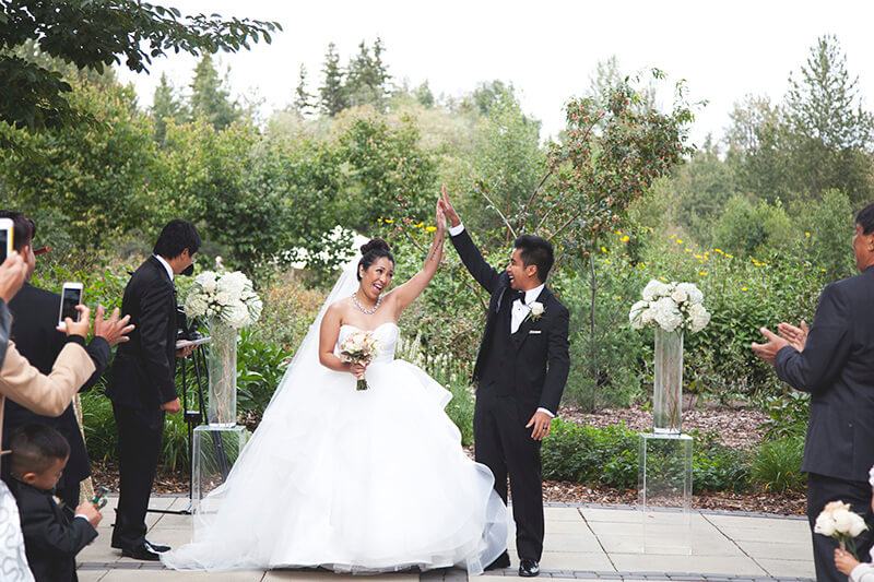 Outdoor Edmonton Wedding Planner
