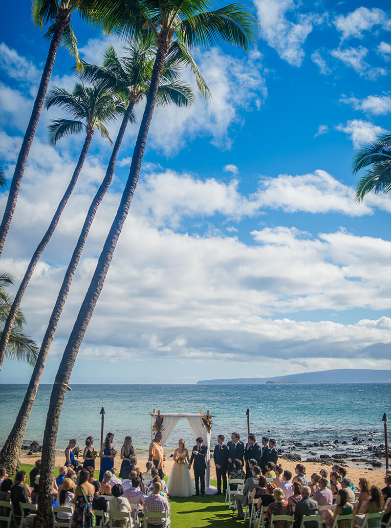 Plan Your Hawaii Destination Wedding
