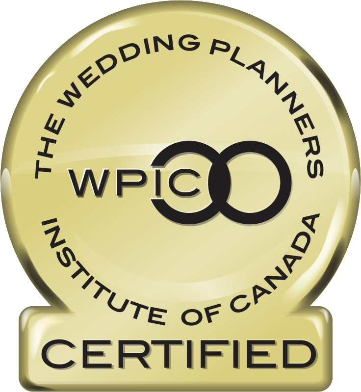 WPIC Certified Wedding Planner