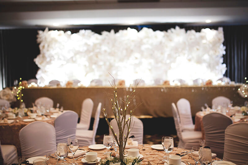 Estimate from Edmonton Wedding Planner