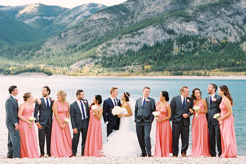Rocky Mountain Wedding Planner in Edmonton